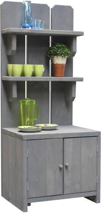 Outdoor Life Products Tuinkast 165x67x54 cm online kopen