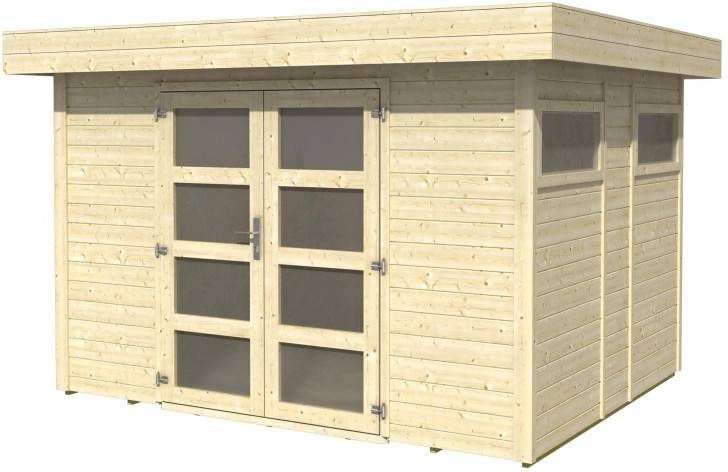 Olp Outdoor Life Products Tuinhuis Violet 250